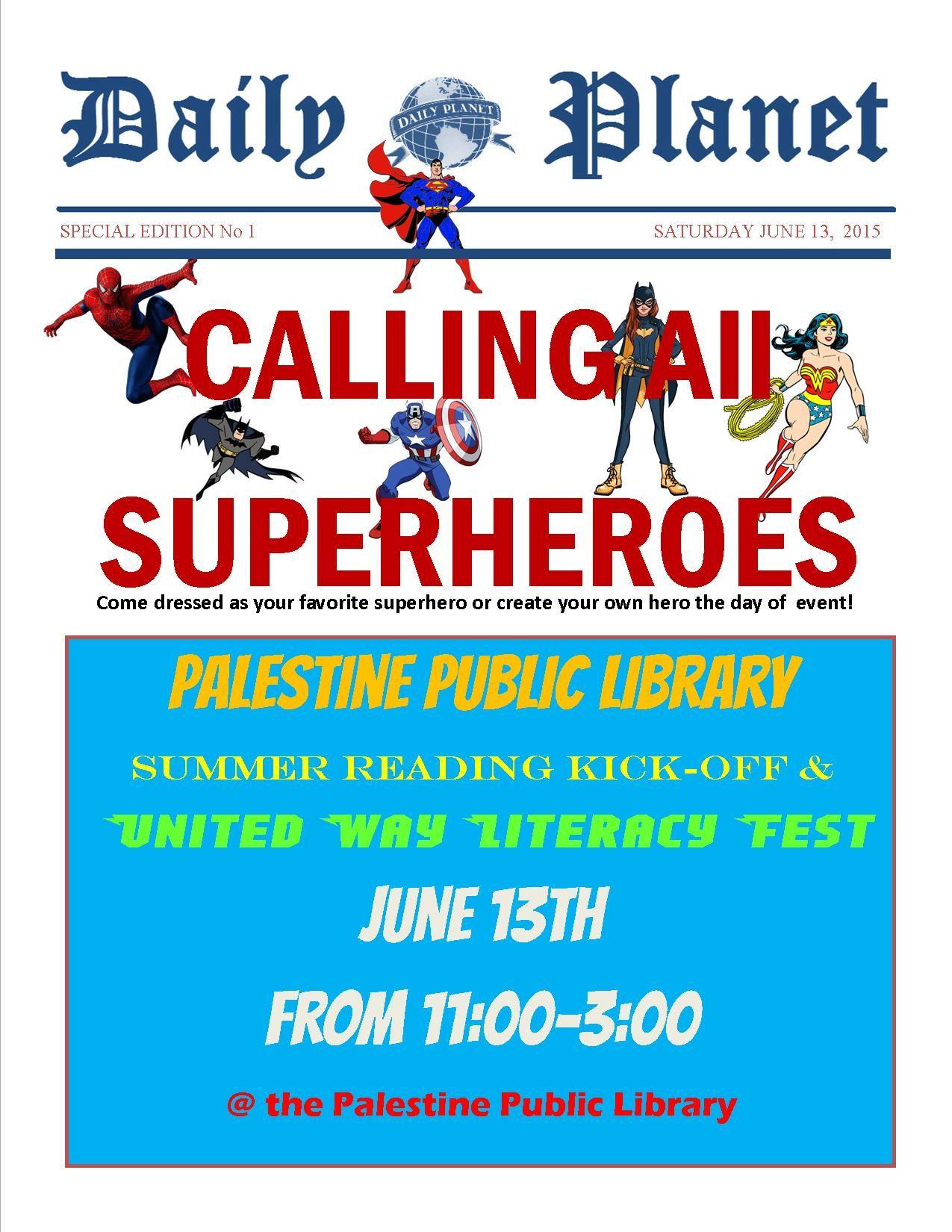 Super Hero Kick Off Flyer For Src