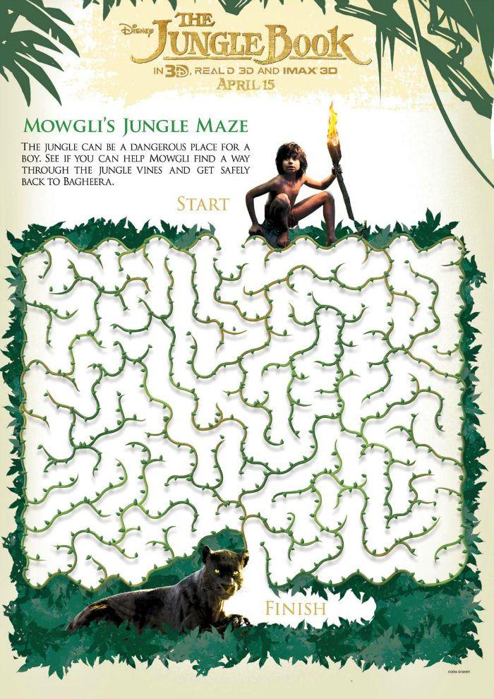 Jungle Mazes