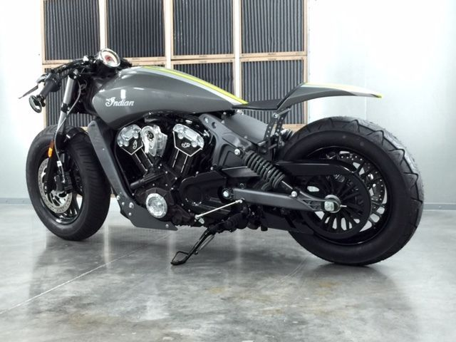 indian: scout cafe racer custom | 2015 indian scout, indian scout