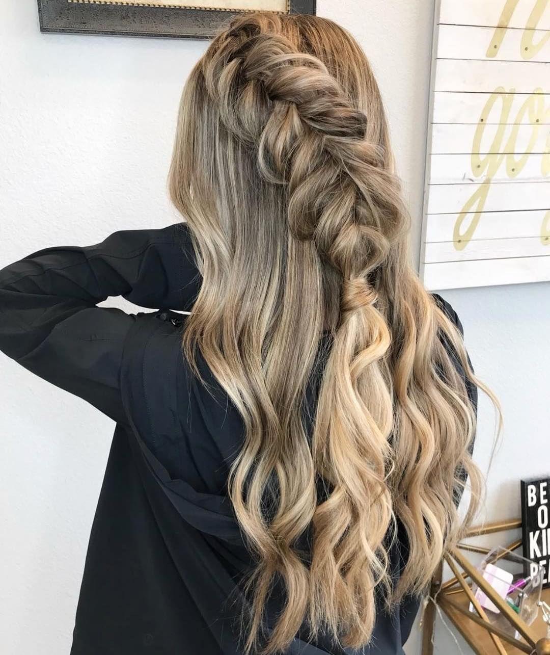 Pretty braid hairstyle fishtail braid hairstyles hairstyle ideas