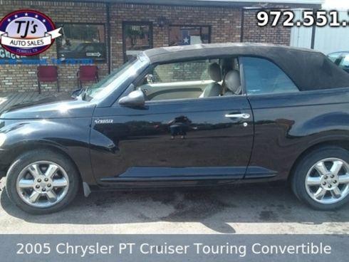 Chrysler Pt Cruiser Chrysler Touring