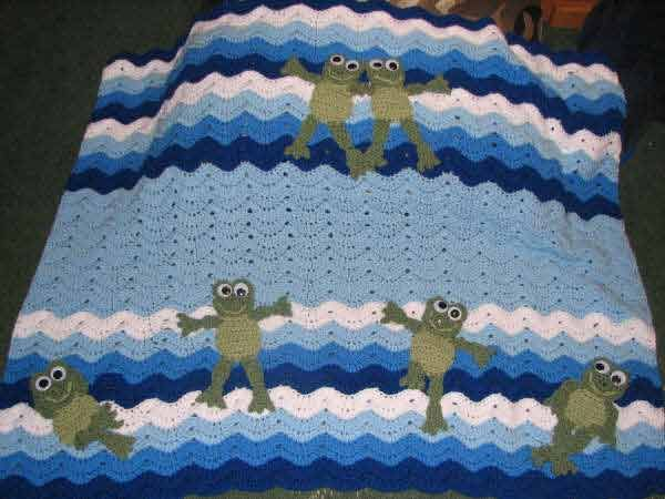 Easy 4 Hour Crochet Afghan Pattern Associated Content From Yahoo