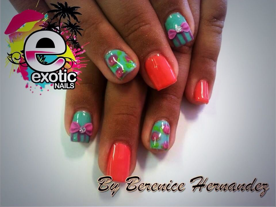 Contemporary Exotic Nails Collection - Nail Paint Design Ideas ...