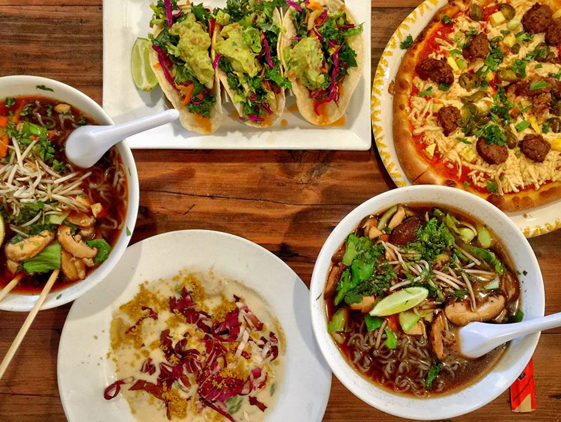 14 Vegetarian And Vegan Restaurants In Florida You Need To Visit Asap