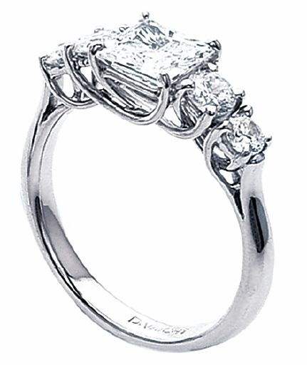 Types Of Ring Mountings Engagement Settings 101
