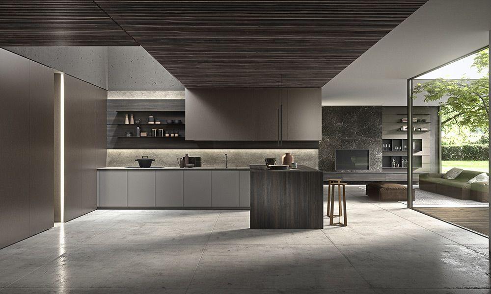Cucina Moderna Twenty Cucine Contemporanee Cucina Zen Interni Della Cucina
