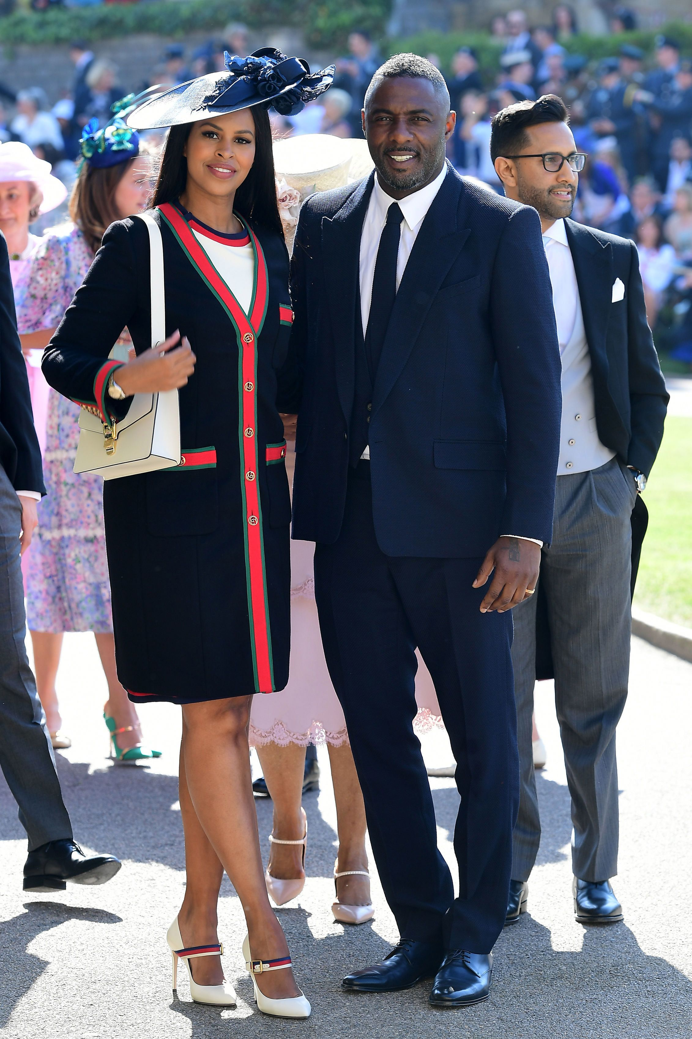 Idris Elba Just Gushed About Meghan Markle At A Dinner With Prince Charles pics