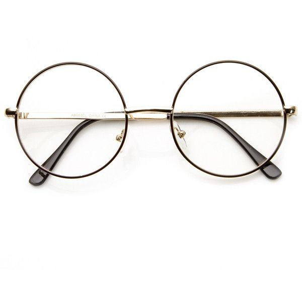 Costume Harry Potter Movie Novelty Clear Lens Glasses 9222 (63 VEF ...