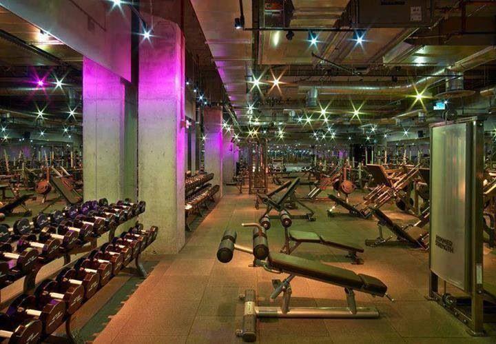 Garage home gym craiglist facebook groups amazon walmart etc