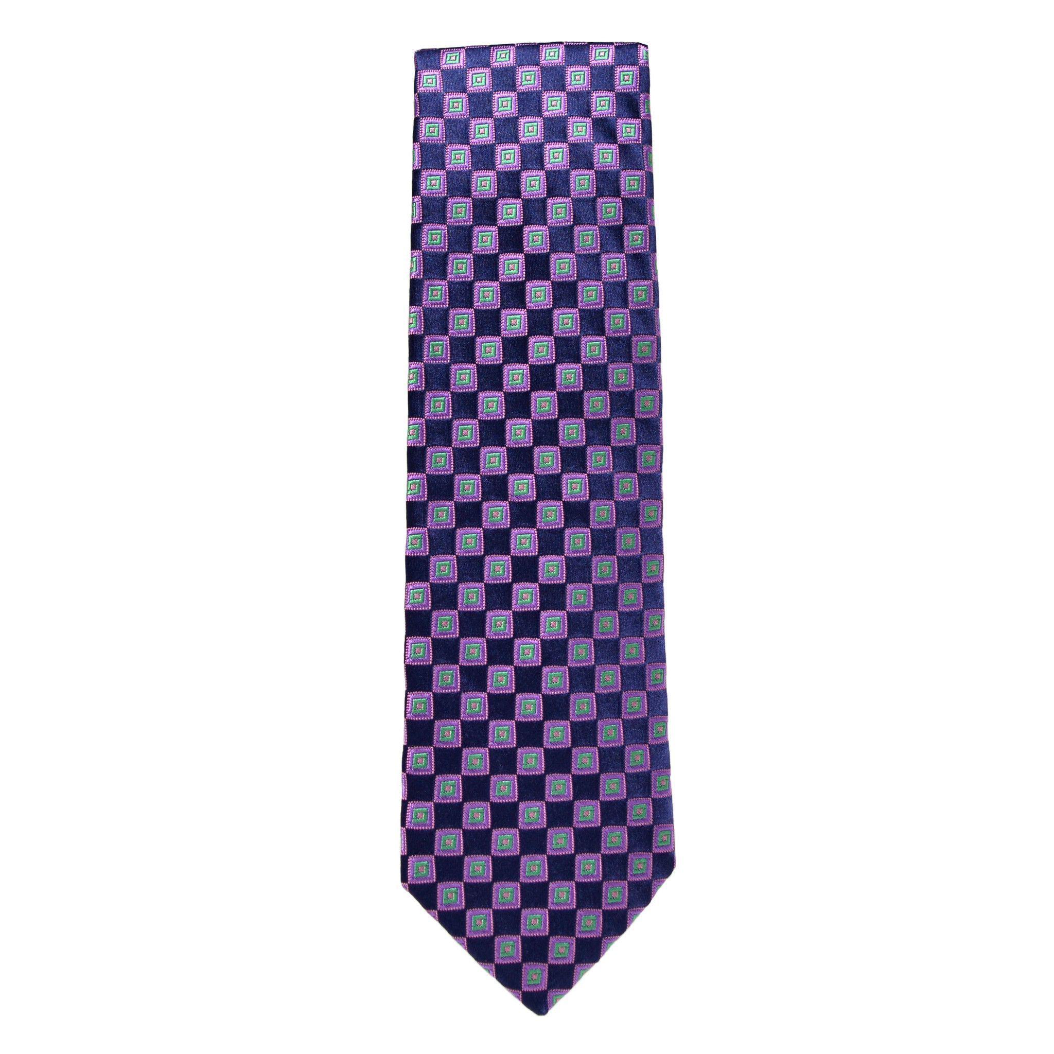 Slim Squared Tie