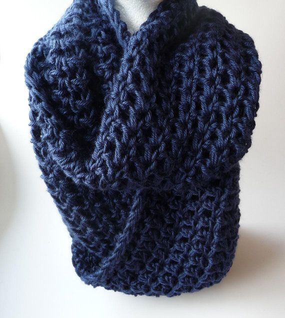 Etsy Infinity Scarf Comes In Many Colors 30 Back To School