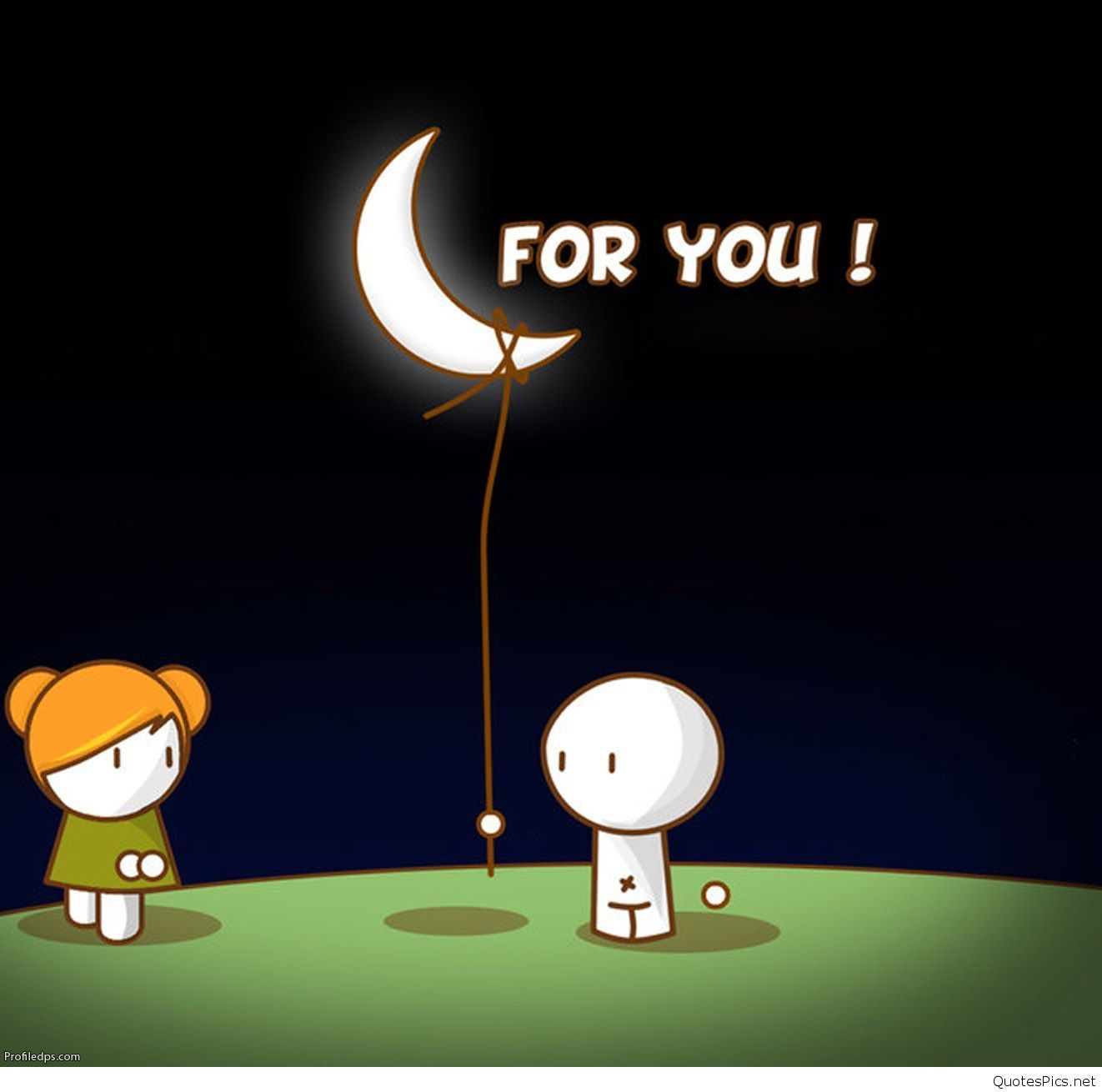 Wallpaper For Facebook Profile Picture Love Couple Images Lasso The Moon Love Moon