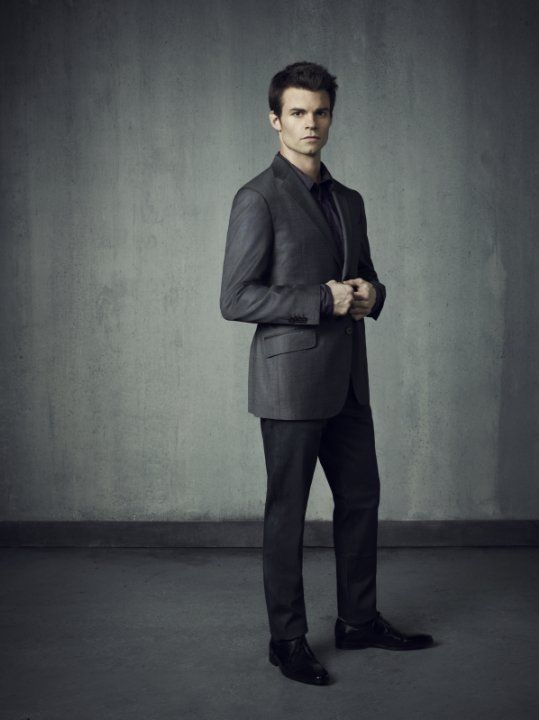 Still of Daniel Gillies in The Vampire Diaries (2009)
