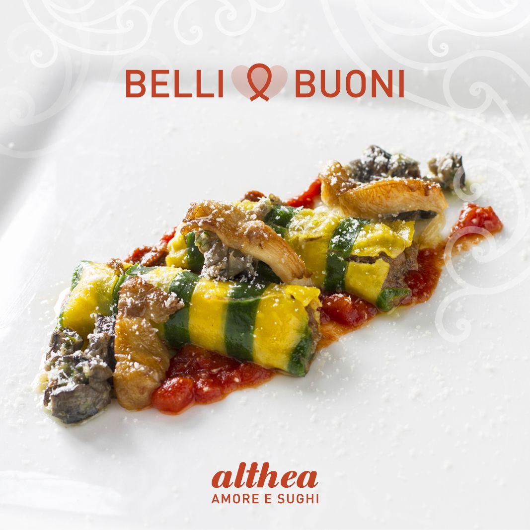 Belli&Buoni, piatti veloci e spettacolari con la guida del grande chef Massimo Spigaroli. Scopri la ricetta dei Cannelloncini con farcia di lepre, sugo ai Funghi Althea e salsa di lumache http://www.sughialthea.it/belli-buoni-cannelloncini-farcia-di-lepre.php e guarda il tutorial dell'impiattamento, immergendoti nella magica atmosfera dell'Antica Corte Pallavicina. #recipe #ricetta #cannelloni #chef