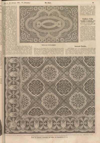 65 - Nr. 8. - Der Bazar - Seite - Digitale Sammlungen - Digitale Sammlungen