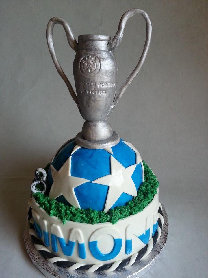 Champions League Cake Simone Torte Per Bimbi Cake