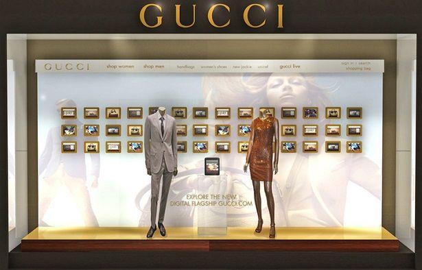Gucci en calle Serrano, Madrid