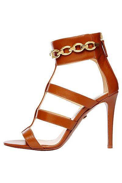 OOOK - Diane von Furstenberg - Shoes 2014 Pre-Fall - LOOK 22 | Lookovore