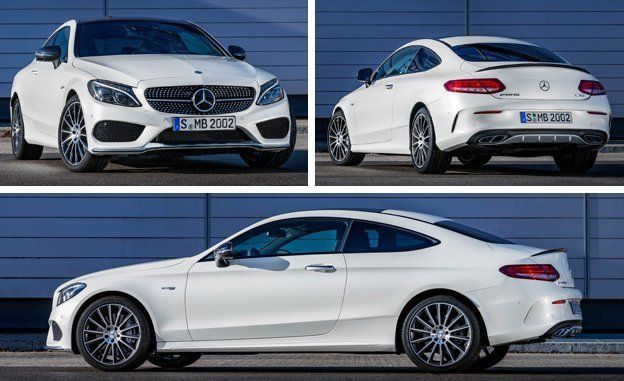2017 mercedes amg c43 coupe photos and info news car and driver euro elite pinterest. Black Bedroom Furniture Sets. Home Design Ideas