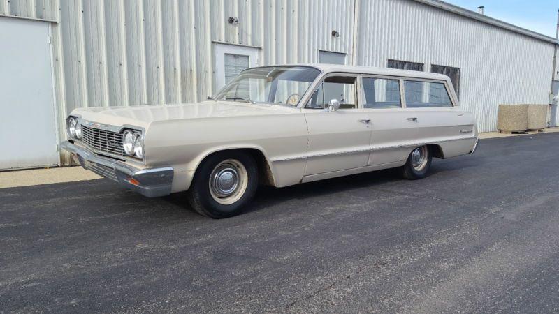 1964 Chevrolet Impala Biscayne Station Wagon 1964 Chevrolet