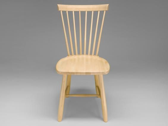 Lilla Åland, A Wooden Chair Originating From A Church In Finnström, Åland  Where Carl Malmsten Held Classes In Handicraft