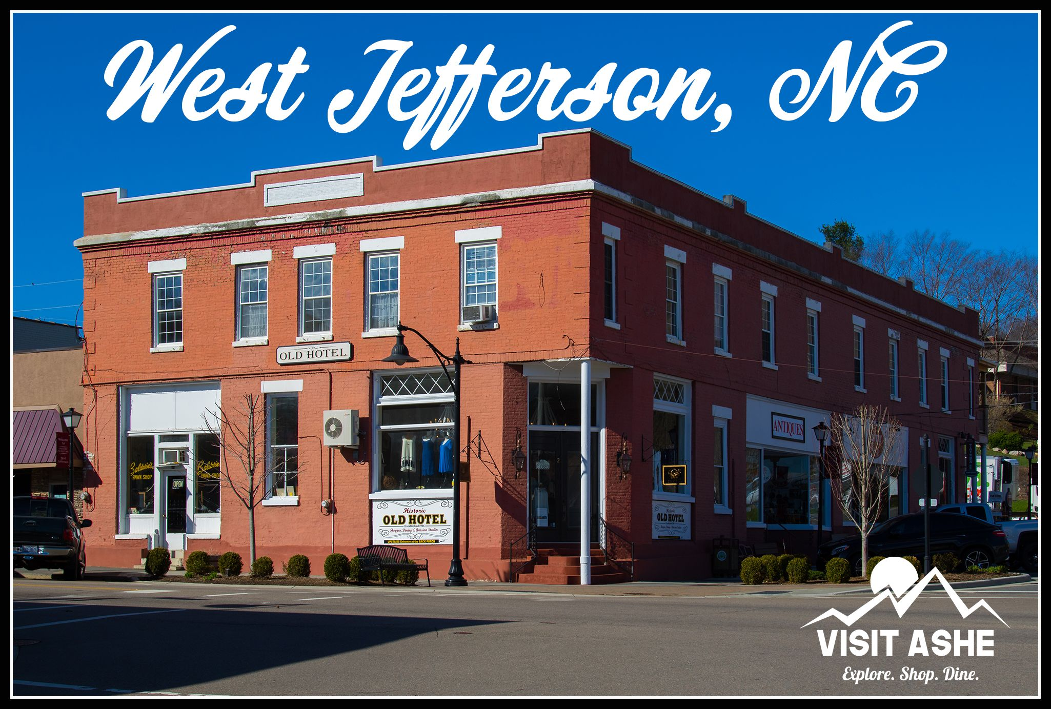 West Jefferson Nc Is A Fantastic Place For Weekend Getaway Amazing Ping