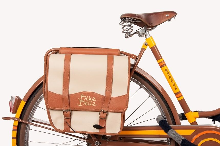 Retro Panniers For Classic Bicycles Bicycle Bag Bike Bag Bicycle