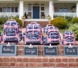 Kids Gear Personalized Backpacks Duffle Bags Pottery Barn