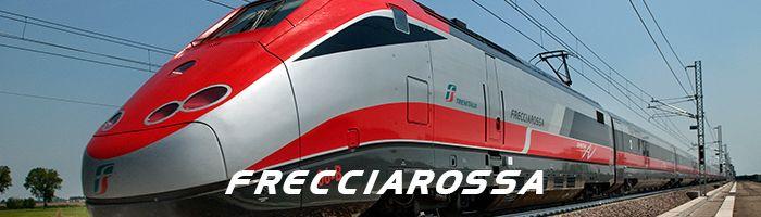 Juna - il treno - Trenitalia on yksi junayhtiö Italiassa