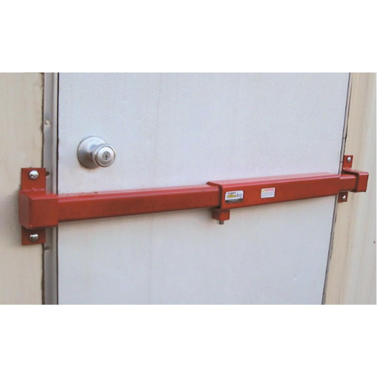 Door Bar Lock Home Security Tips Home Protection Home Safety