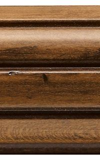 3 Inch Fluted Decorative Wood Curtain Rods 12 Feet With Images