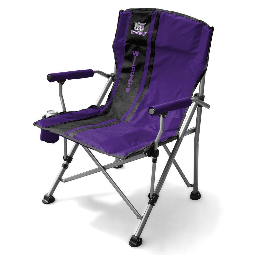 North Camp Stuhl Weber State Wildcats Ncaa Sideline Chair Products Pinterest