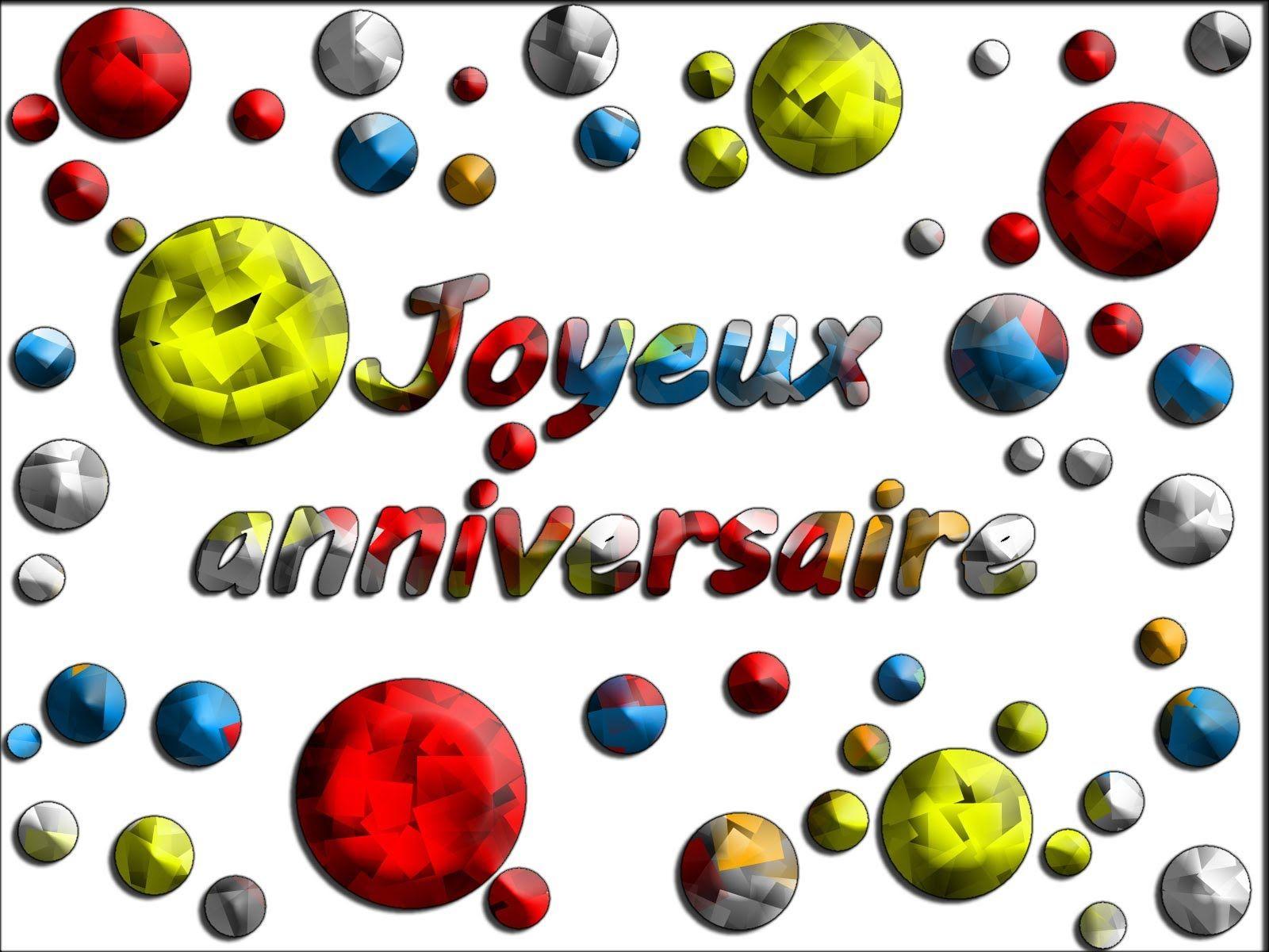 Happy Birthday (French Version) Birthday songs, Happy