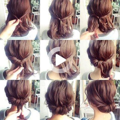 50 Ideen Fur Hellbraunes Haar Mit Highlights Und Lowlights Updotutorial Schritt F In 2020 Lange Haare Mittellange Haare Frisuren Einfach Hochsteckfrisuren Kurze Haare
