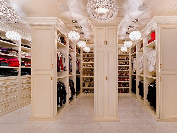 Walkin Closets room closets | walkin closet 26 relevant closet shelving ideas