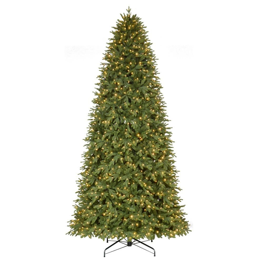 Home Accents Holiday 12 Ft Pre Lit Led Monterey Fir Artificial