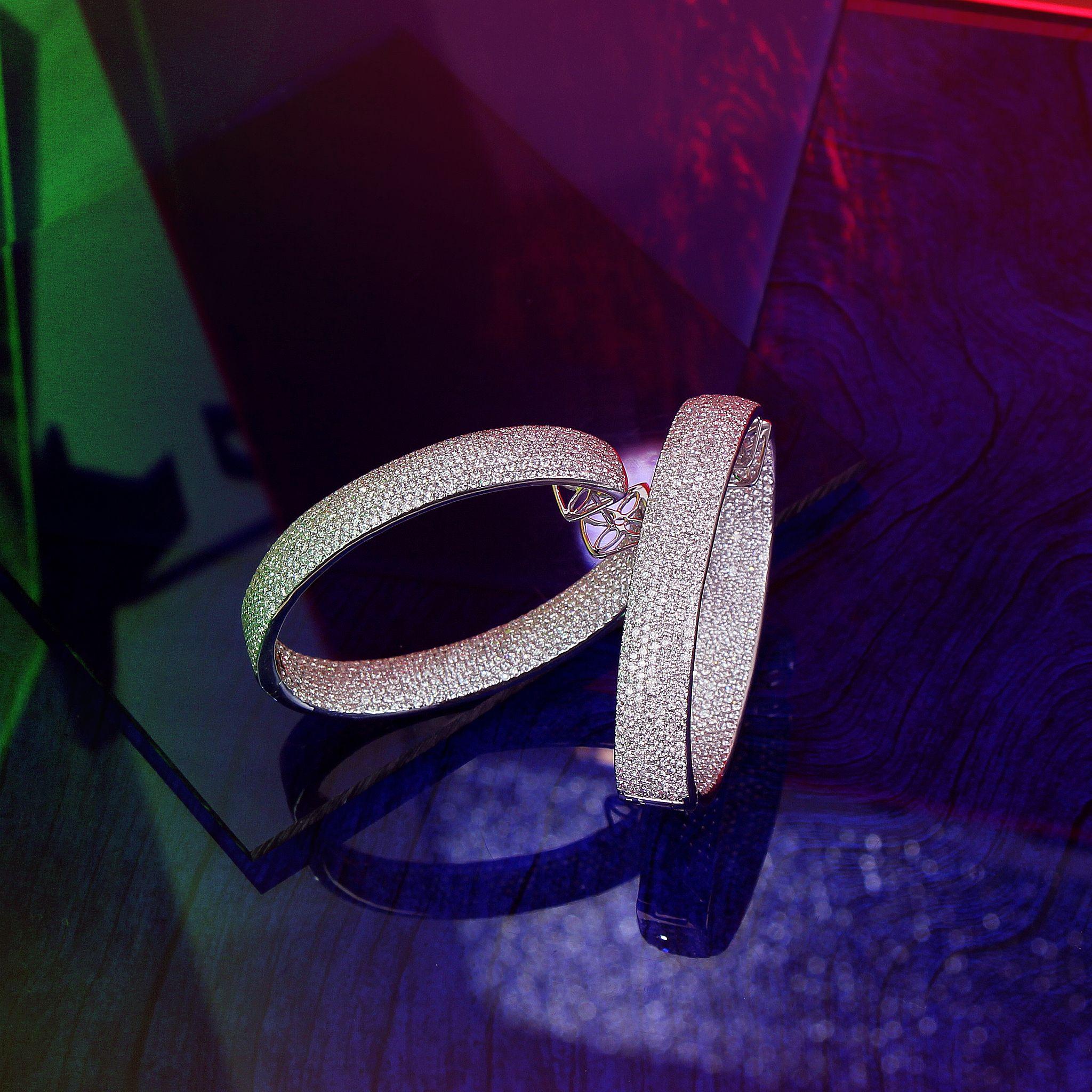 Pin By Tanisha Williams On Fashion Diamond Hoop Earrings