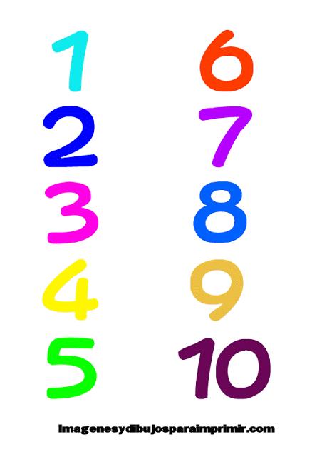 memorama de numeros para niños para imprimir-Imagenes y dibujos para ...