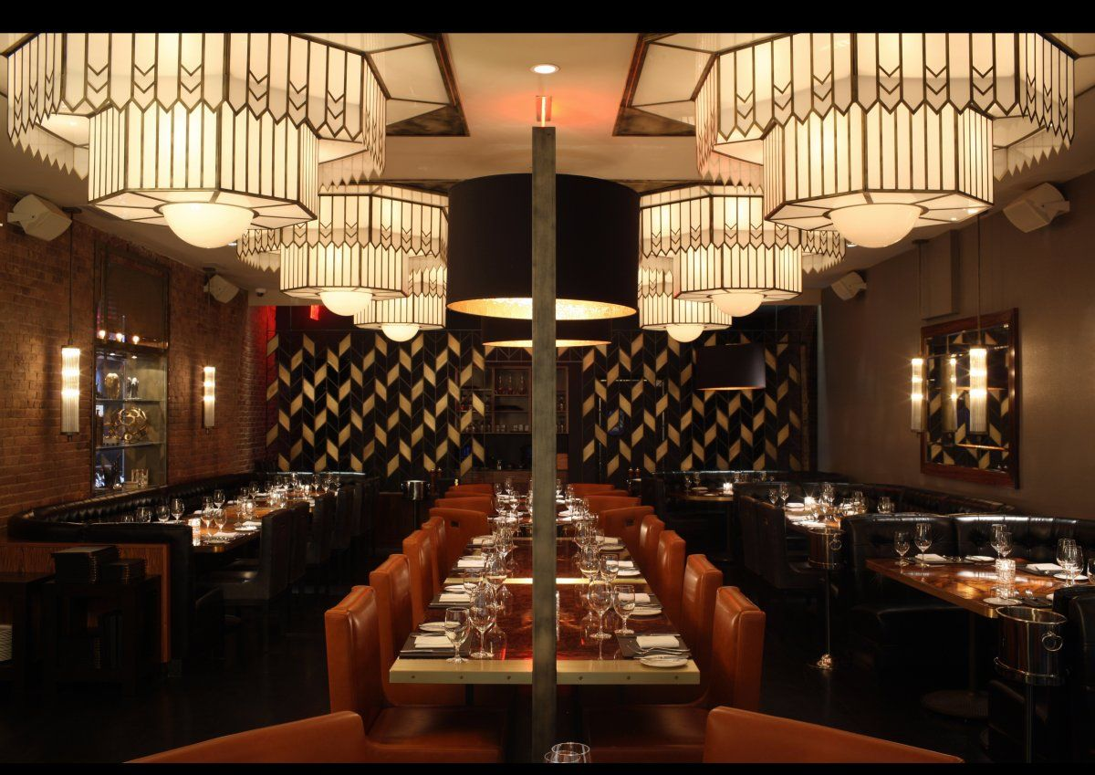 1000 images about Steak House Interiors on Pinterest  Around the