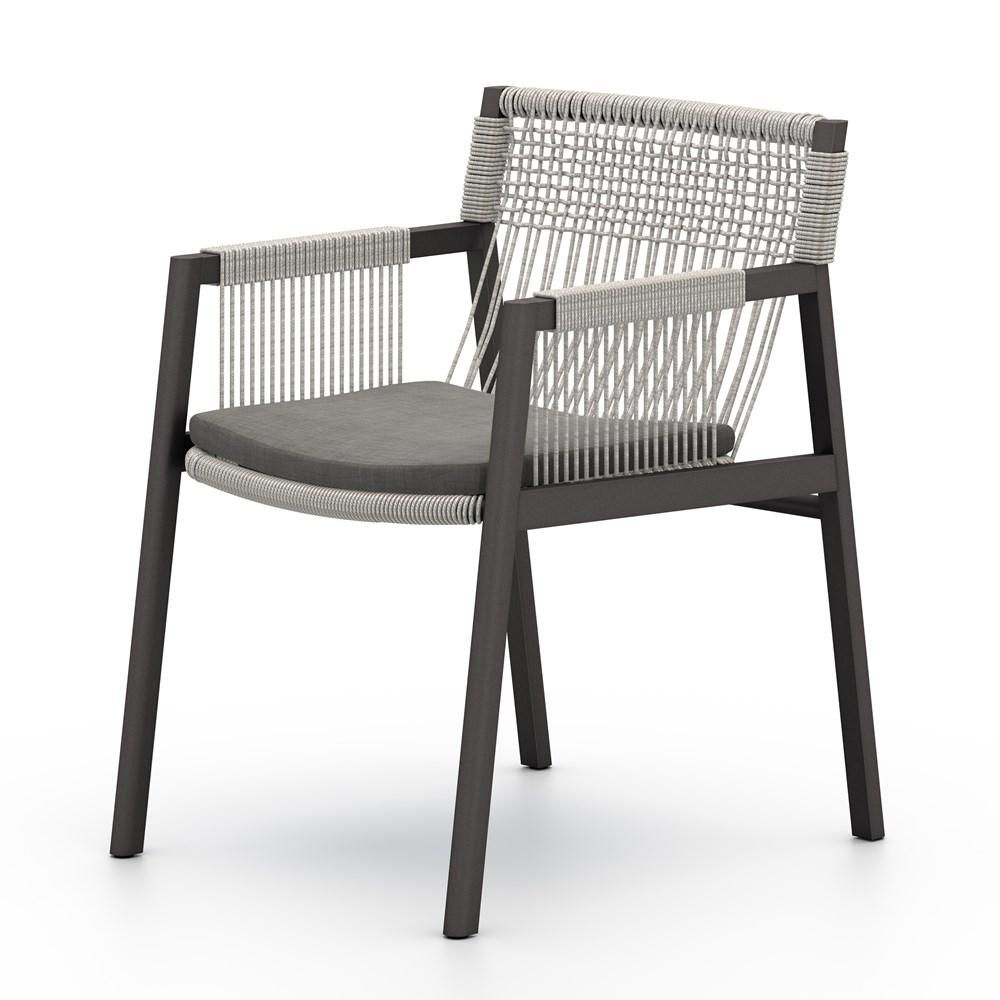 Shuman Outdoor Dining Chaircharcoal Outdoor Dining Outdoor Dining Chairs Dining Chairs