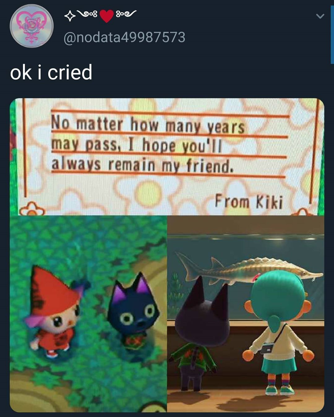 """Photo of Animal Crossing  Updates on Instagram: """"Omg my heart😭❤❤ • Credit goes to @tessiecrossing , make sure to check them out❤ • 《#animalcrossing #ac #animalcrossingpocketcamp…"""""""