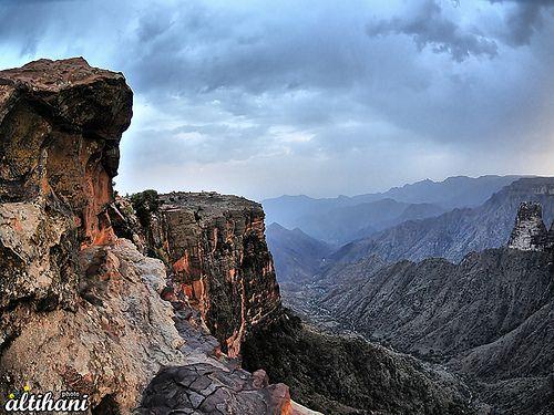 Asir Favorite Places Natural Landmarks Mountains