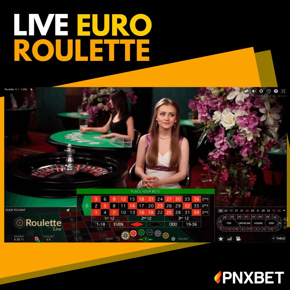 Watch Live Roulette