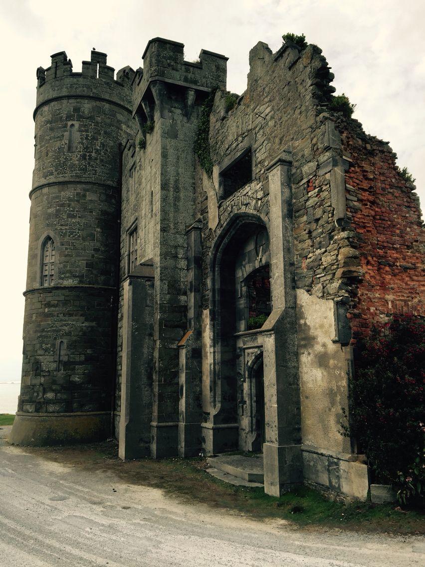 Ballybunion castle co kerry castles in ireland