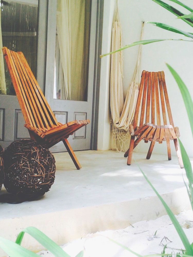 NEST Tulum Boutique Vacation Rental on the Mexican