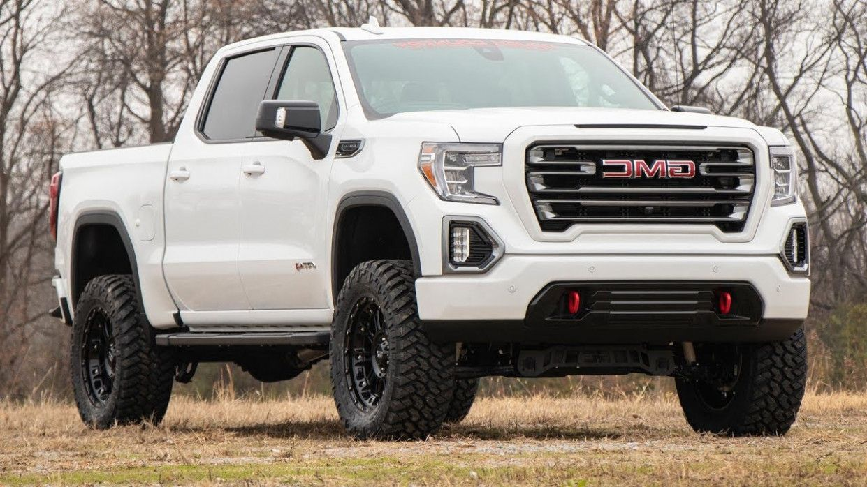 5 Shocking Facts About 2020 Gmc Sierra At4 Leveling Kit Gmc Sierra Gmc Shocking Facts