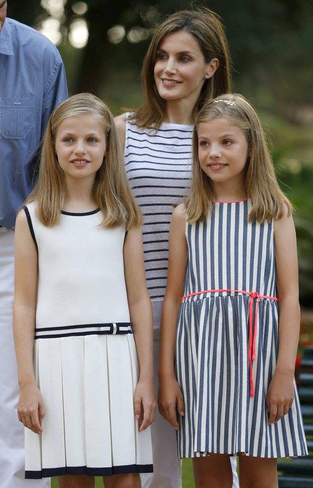 Posado veraniego de la Familia Real en Palma de Mallorca.  05-08-2016