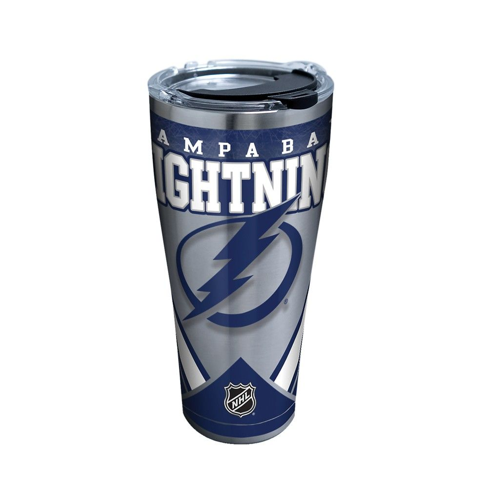 fe2042201a2de Tervis NHL Tampa Bay Lightning Ice 30oz Stainless Steel Tumbler with lid  Age Group  Adult.. Tervis NHL Tampa Bay Lightning Ice 30oz Stainless Steel  Tumbler ...