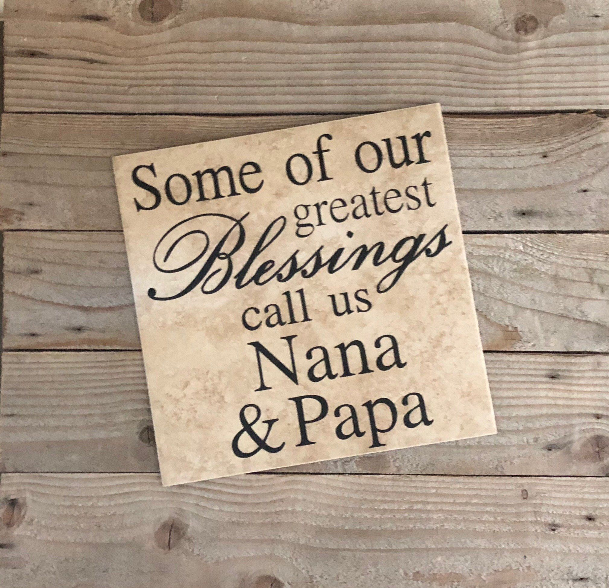 Grandma Gift, Gift for Grandma, Nana gift, Gifts for Nana, Great ...