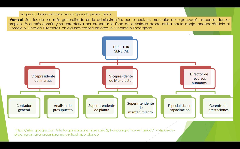 Organigrama Vertical Organigrama Contabilidad Y Consejos